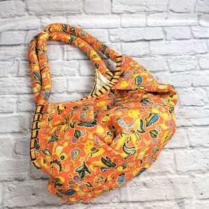 Large Fabric Hobo Carry-all bag